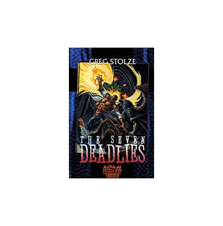 DEMON: FALLEN 2: THE SEVEN DEADLIES (Demon Novel)