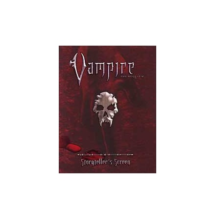 VAMPIRE: THE REQUIEM STORYTELLERS SCREEN