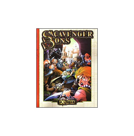 EXALTED: SCAVENGER SONS