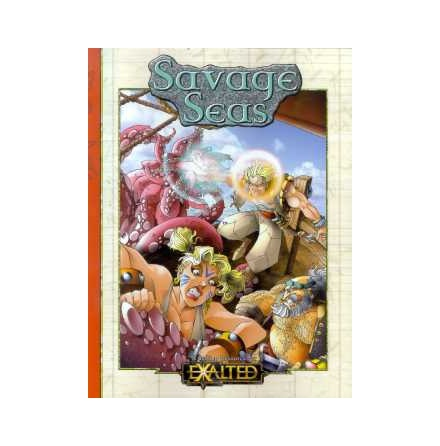 EXALTED: SAVAGE SEAS