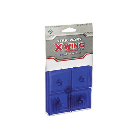Star Wars X-Wing: Blue Bases & Pegs Exp Pack