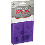 Star Wars X-Wing: Purple Bases & Pegs Exp Pack