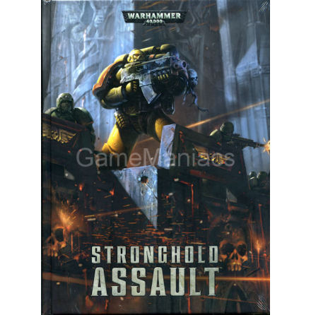 WARHAMMER 40K STRONGHOLD ASSAULT (ENGLISH)