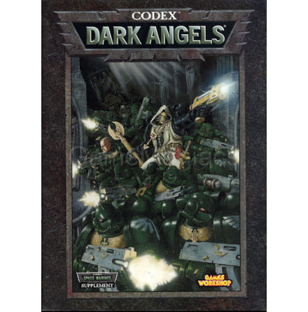 CODEX DARK ANGELS (old) (OBS! UR PRODUKTION - SISTA EXEMPLAREN!)