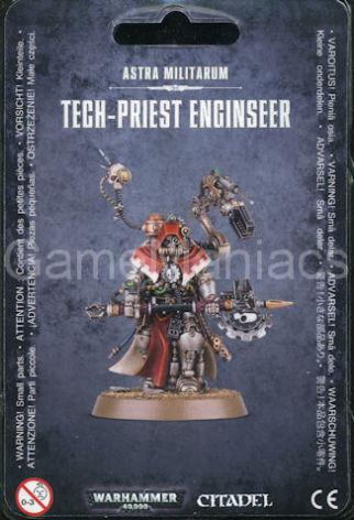 ASTRA MILITARUM TECH-PRIEST ENGINSEER