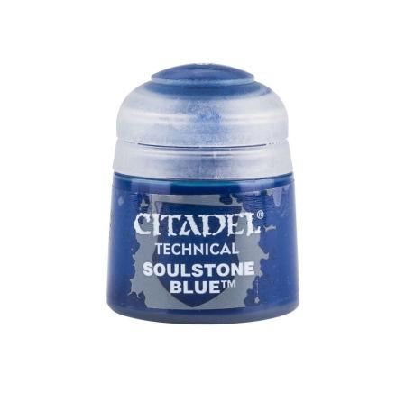 Citadel Technical: Soulstone Blue (Gemstone effect)