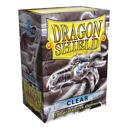 Dragon Shield CLEAR (100)