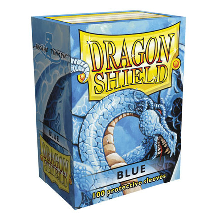 Dragon Shield BLUE (100)