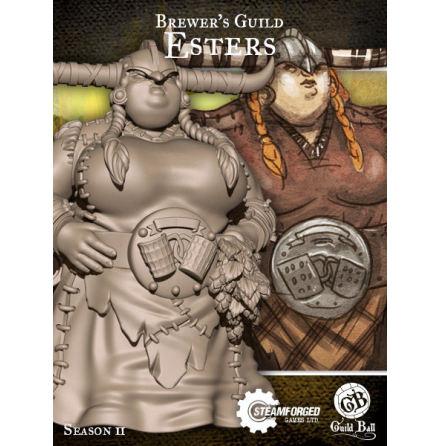 Guild Ball Brewer Esters (Season 2)