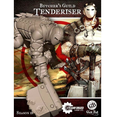 Guild Ball Butcher Tenderiser (Season 2)