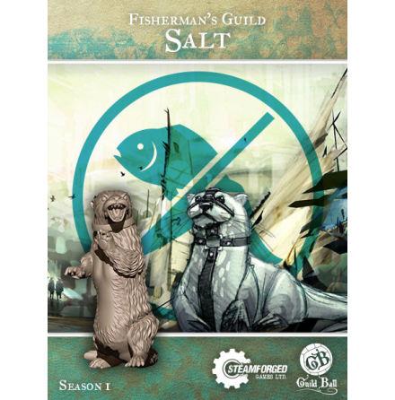 Guild Ball Fisherman Salt