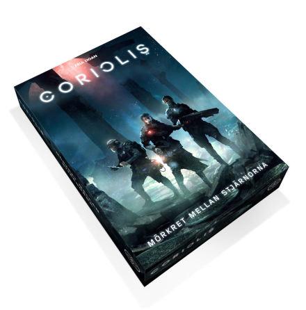Coriolis: Mörkret mellan stjärnorna (startbox)