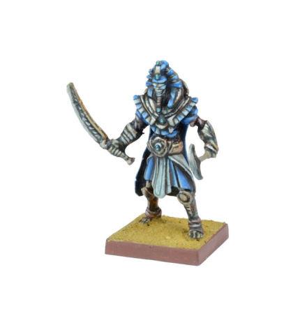 Ahmunite Pharaoh / Cursed High Priest