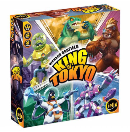 King of Tokyo ENG 2nd Ed