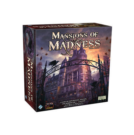Mansions of Madness (the boardgame) 2nd ed