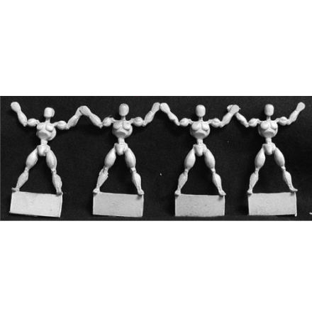 Starter level sculpting armatures