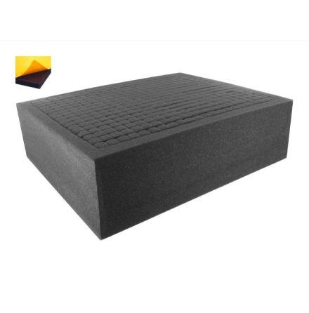 FS100RS 100 mm (4 Inch) Figure Foam Tray full-size Raster self-adhesive