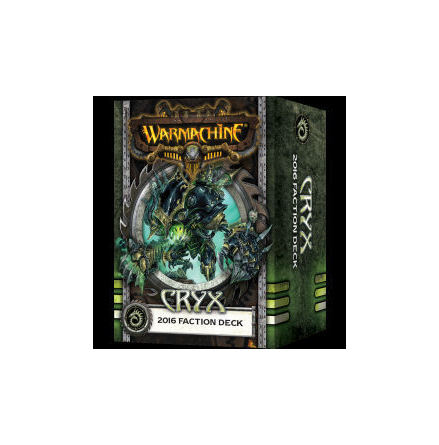 WARMACHINE - 2016 Faction Deck (Mk III): Cryx
