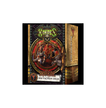HORDES - 2016 Faction Deck (Mk III): Skorne