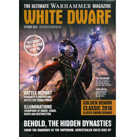 WHITE DWARF OCTOBER 2016 (ENG)