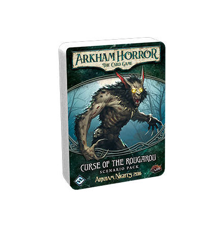 Arkham Horror The Card Game: Curse of the Rougarou