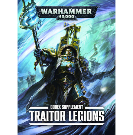 CODEX SUPPLEMENT: TRAITOR LEGIONS (SB) ENG