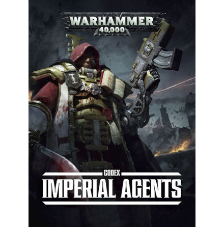CODEX IMPERIAL AGENTS (SB) (ENG)