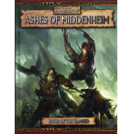 Warhammer Fantasy RPG: Ashes of Middenheim (2nd Ed)