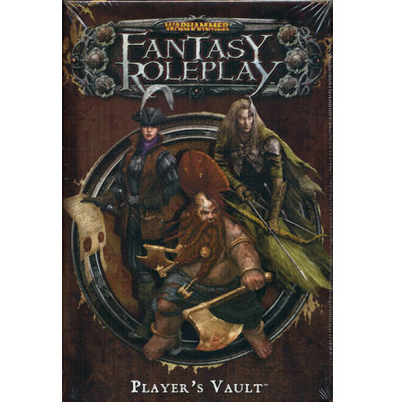 Warhammer Fantasy Roleplay: Player´s Vault (3rd Edition)