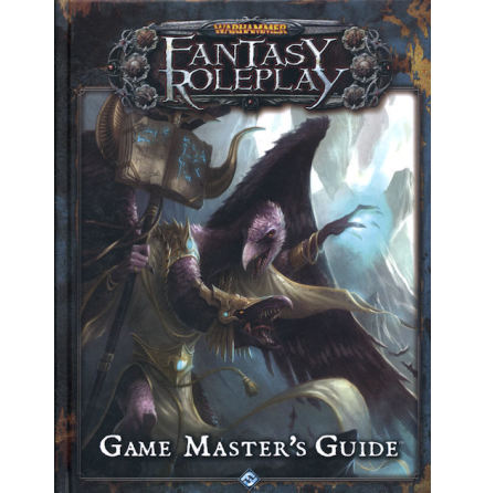 Warhammer Fantasy Roleplay: Game Master´s Guide (3rd Edition)