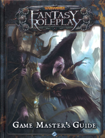 Warhammer Fantasy RPG: Game Master´s Guide (3rd Edition)