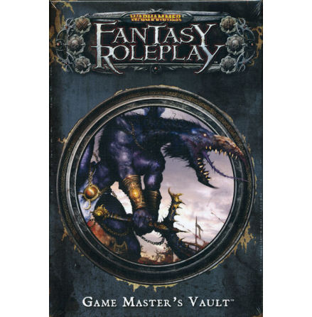 Warhammer Fantasy Roleplay: Game Master´s Vault (3rd Edition)