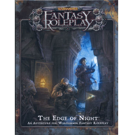 Warhammer Fantasy Roleplay: The Edge of Night (3rd Edition)