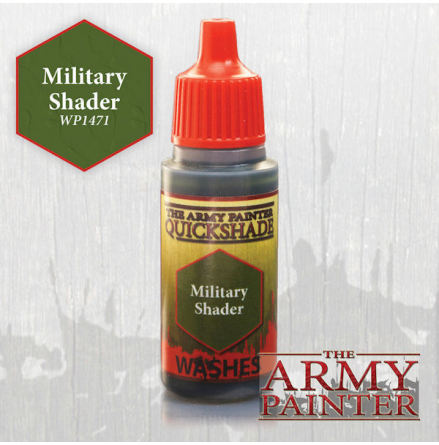 QS Military Shader Ink (18 ml)