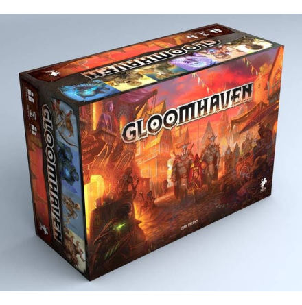 Gloomhaven 5th print (FRI FRAKT!)