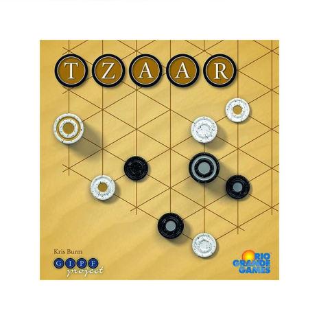 Gipf project 2: TZAAR