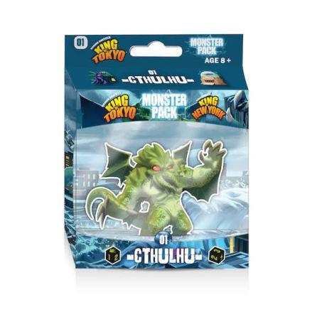 King of Tokyo MonsterPack #1 Cthulhu