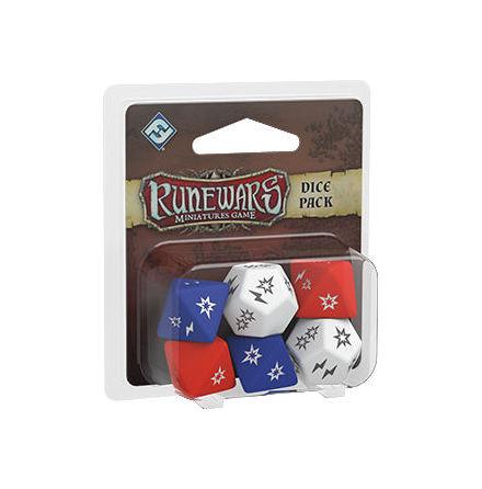 Runewars: Game Dice Pack