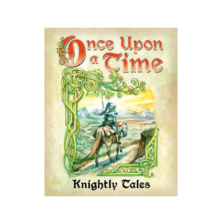 Once Upon a Time: Knightly Tales Expansion Card Deck