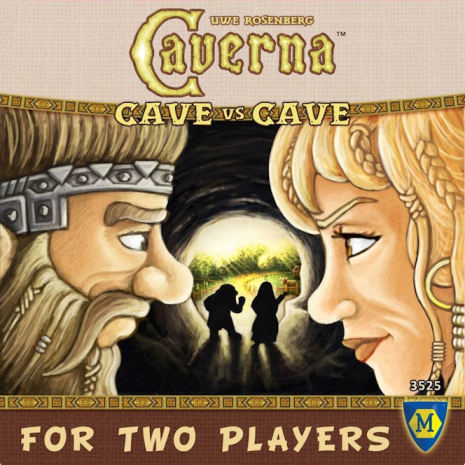 Caverna 2-Player (Cave vs Cave)