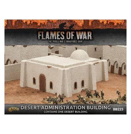 Desert Administration Building (x 1)