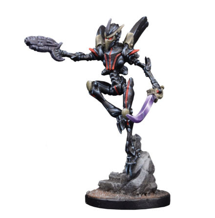 Asterian Black Talon Prime/Ten ur Go