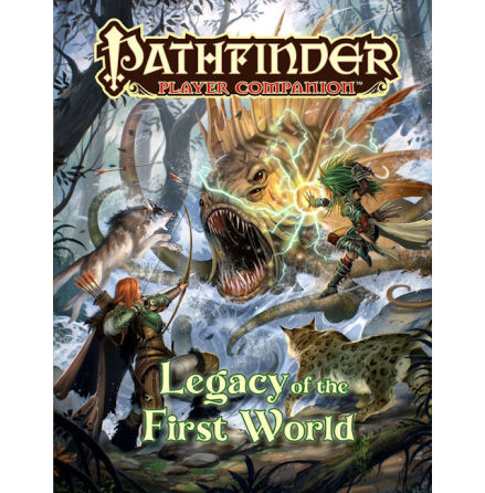 Pathfinder RPG: Player Companion - Legacy of the First World