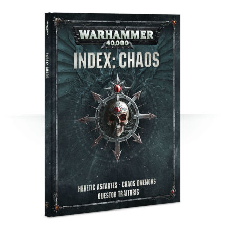 INDEX: CHAOS (ENGLISH)