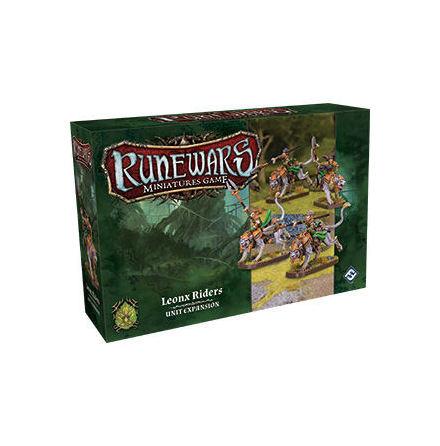 Runewars: Leonx Riders Unit Expansion