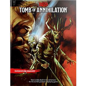 D&D 5th ed: TOMB OF ANNIHILATION