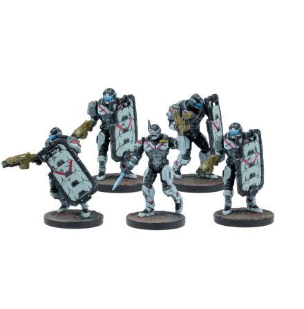 WARPATH: Defender Team