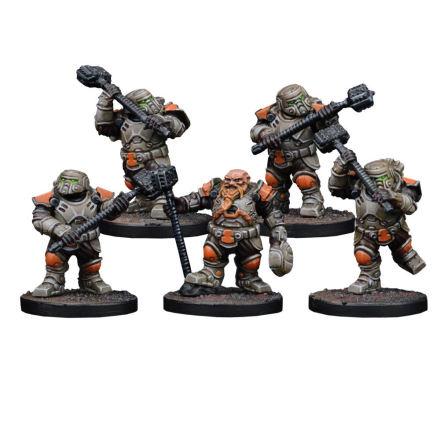 WARPATH: Thorgarim Team