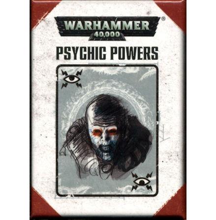 40K PSYCHIC POWERS (ENGLISH)