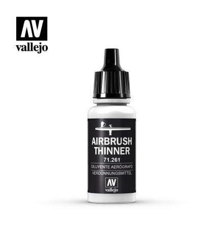 Airbrush Thinner 17 ml